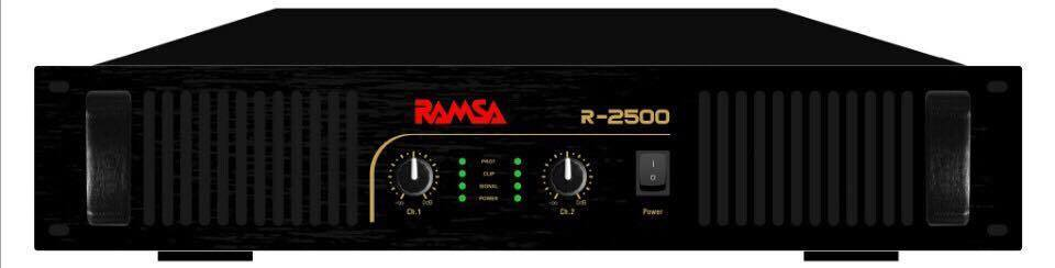 Main ramsa R2500