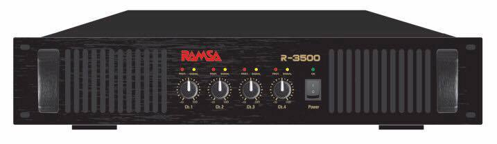 Main Ramsa R3500